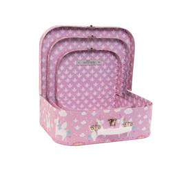 Sass & Belle - Kinder kofferset  - Unicorn