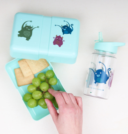 A Litte Lovely Company - Lunchbox - Monsters