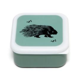 Petit Monkey - Trommel set - Black Animals salie