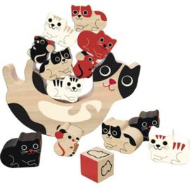 Vilac - evenwichtsspel - Kat