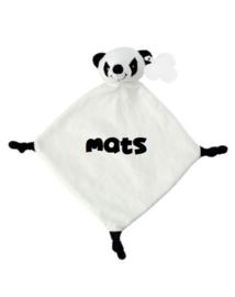 Knuffeldoekje - Panda - Met Naam