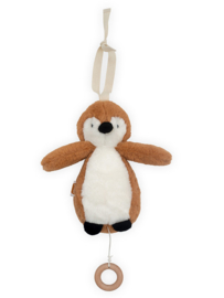 Jollein - Muziekhanger - Pinguïn - Caramel