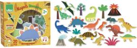 Vilac - Dinosaurus Magneten set