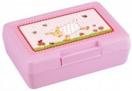 Babygeluk - Snackbox roze