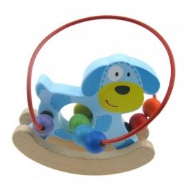 Baby geluk - Kralen activiteiten spiraal Hond