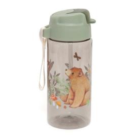 Petit Monkey - Drinkfles -Bear and friends