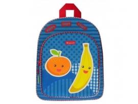 Kidzroom - Kinderrugzak Sinaasappel & Banaan -  Veggies
