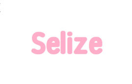 Sticker 'Selize'