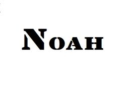 Sticker 'Noah'