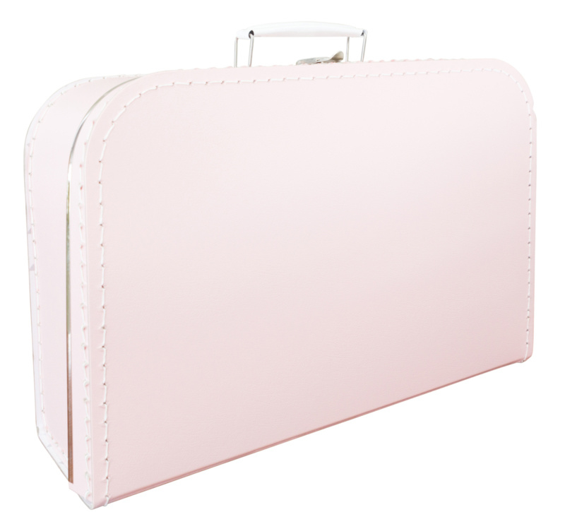 Kinderkoffertje  - Extra Large -Roze 35 cm x 23 cm x 10 cm