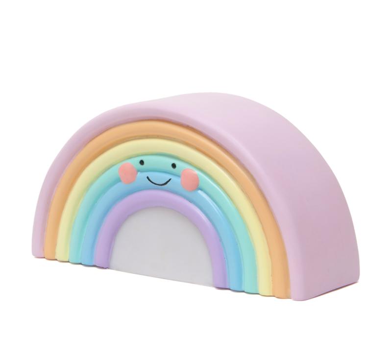 Petit Monkey - Nachtlampje Rainbow