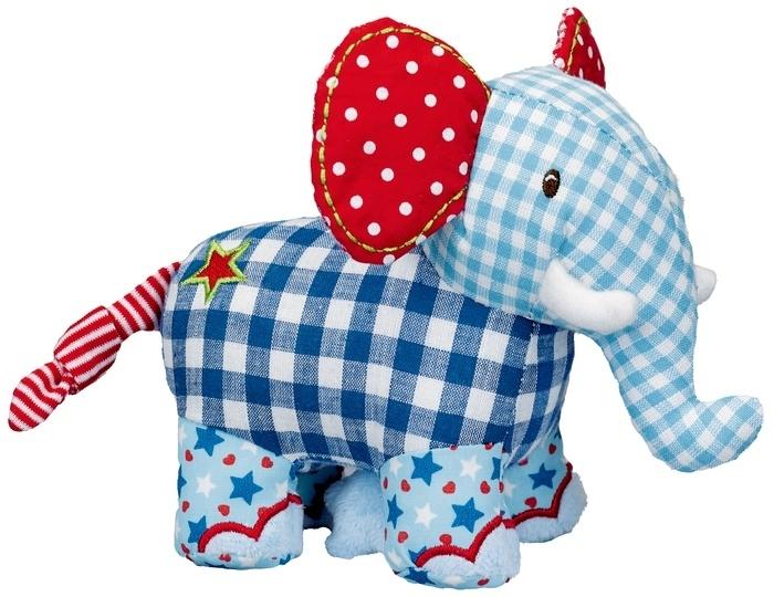 Babygeluk - Muziek olifant