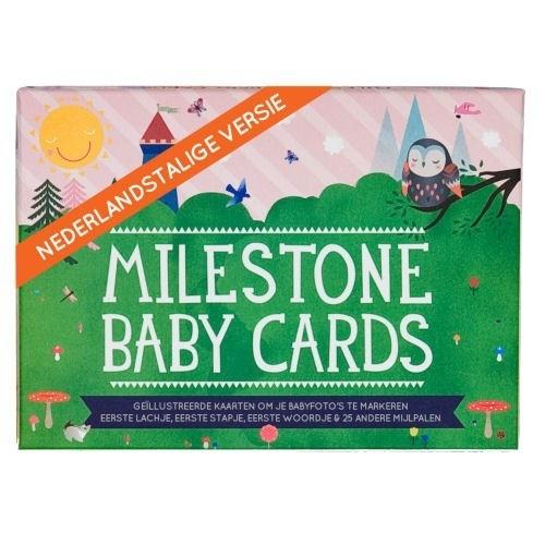 Milestone -Baby Cards -NL
