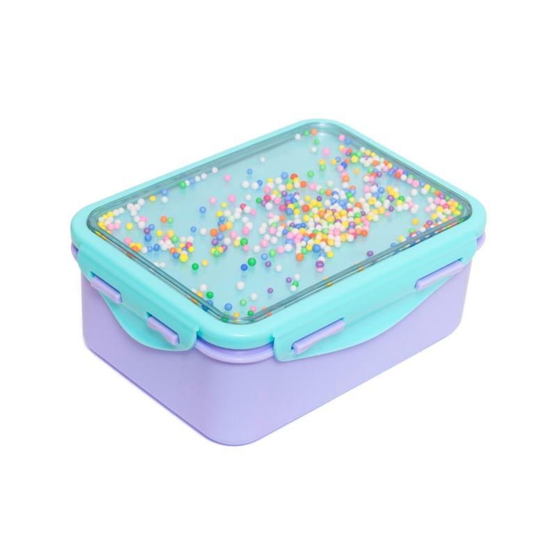 Petit Monkey - Lunchbox -Popsicles - Wild lilac