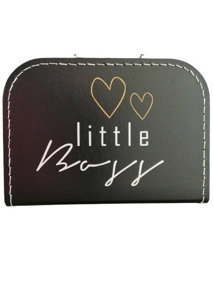 Koffertje - Little Boss