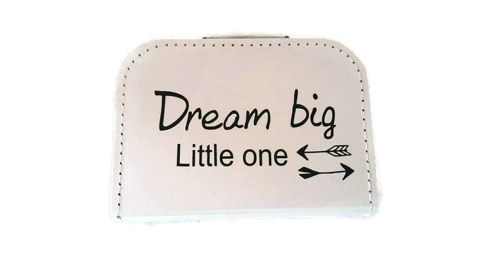 Kinderkoffer ' Dream big little one '