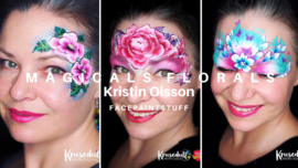 Magic Florals by Kristin Olsson, 13 Mei 2019, 14.00