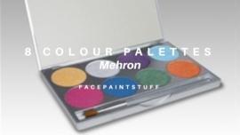 Paradise Makeup - 8 colour Palette