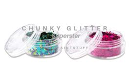 Chunky Glitters in Pot