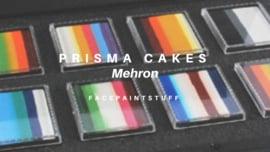 MEHRON Prisma Rainbow Cakes
