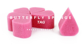 Butterfly Sponges by TAG