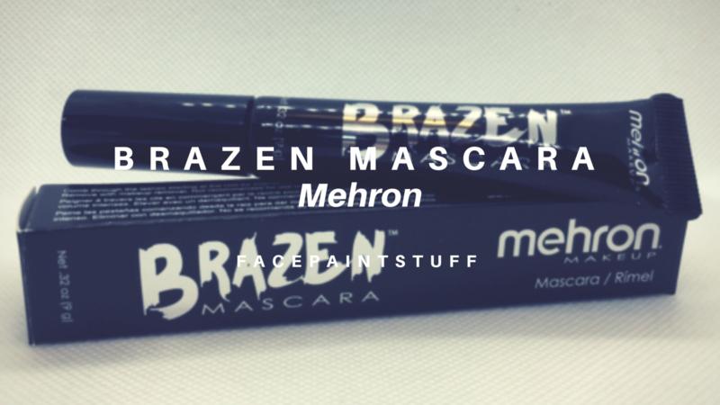 Brazen Mascara, Black