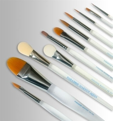 Paradise Makeup Brushes
