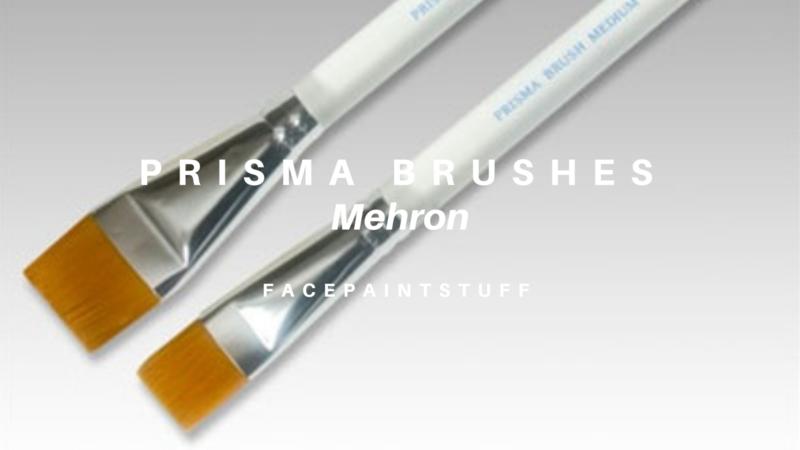 MEHRON Prisma Blendset Brushes