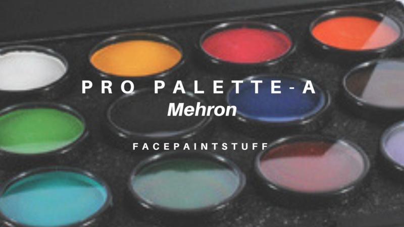 MEHRON, paradise- ProPalet - A