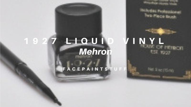 1927 Liquid Vinyl Makeup