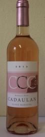 2015 Chateau Cadaulan `Cuvee Maricha` Bordeaux Rosé