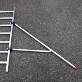 Stabilisator 2 meter vast