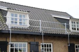 ASC dakrandbeveiliging schuin dak vanaf 3 mtr