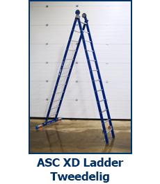 ASC XD Ladder Tweedelig