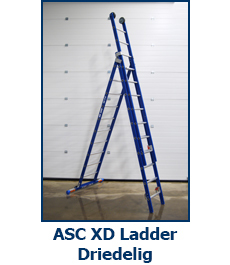 ASC XD Ladder Driedelig