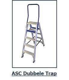 ASC Dubbele trap