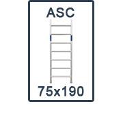 ASC 75x190