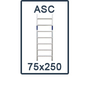 ASC 75x250