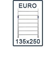 EURO 135x250