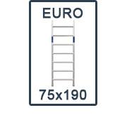 EURO 75x190