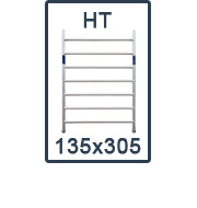HT 135x305