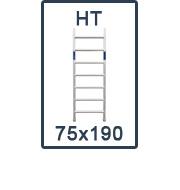 HT 75x190