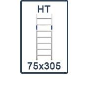 HT 75x305
