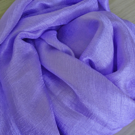 sjaal in lila