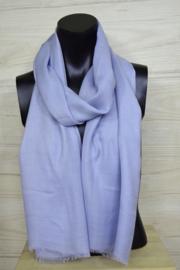 Sjaal in ijsblauw