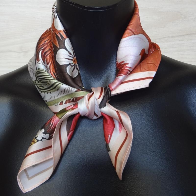 sjaaltje, bandana, vosje