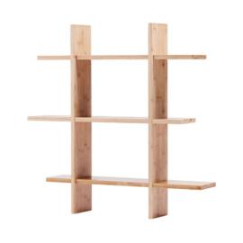 Bamboe shelf