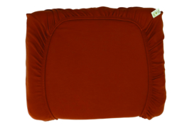 Hermi fitted sheet siena - Heart of Gold