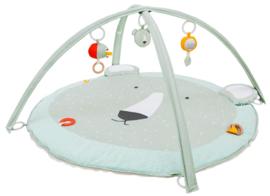 Activity play mat with arches Mr. Polar Bear - Trixie