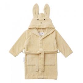 Lily bathrobe smoothie yellow - liewood